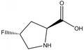 (2S,4R)-4-Fluoro-pyrrolidine-2-carboxylic acid