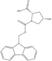 (2S,4S)-Fmoc-4-fluoro-pyrrolidine-2-carboxylic acid