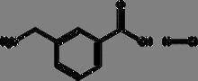 (3-Aminomethyl) benzoic acid hydrochloride