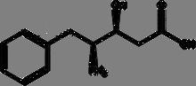 (3S,4S)-4-Amino-3-hydroxy-5-phenylpentanoic acid