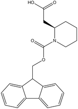 (R)-(1-Fmoc-piperidin-2-yl)acetic acid