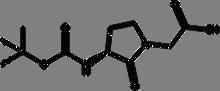 (R)-3-(Boc-amino)-2-oxo-1-pyrrolidine-acetic acid