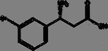 (R)-3-Amino-3-(3-bromophenyl)propionic acid