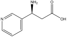 (S)-3-Amino-3-(3-pyridyl)propionic acid