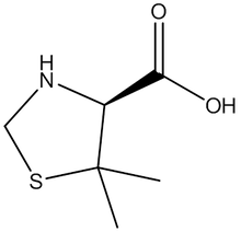 (S)-5,5-dimethyl-1,3-thiazolidine-4-carboxylic acid