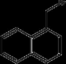 1-(Bromomethyl)naphthalene