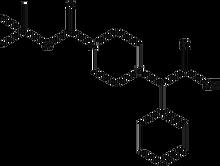2-(4-Boc-piperazinyl)-2-phenylacetic acid