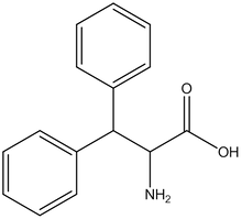 2-Amino-3,3-diphenylpropionic acid