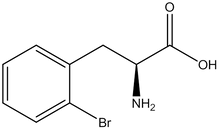 2-Bromo-L-phenylalanine