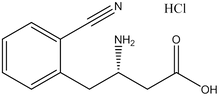 2-Cyano-D-b-homophenylalanine hydrochloride