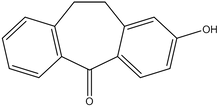 2-Hydroxy-5-dibenzosuberone