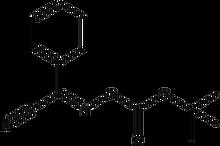 2-tert-Butyloxycarbonyloxyimino-2-phenyl acetonitrile