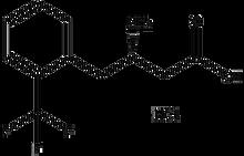 2-Trifluoromethyl-D-b-homophenylalanine hydrochloride