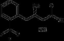 2-Trifluoromethyl-L-b-homophenylalanine hydrochloride