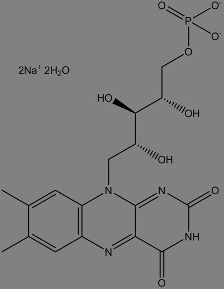 Riboflavin 5 Phosphate Sodium Salt Dihydrate