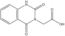 3-Carboxymethyl-quinazoline-2,4-dione