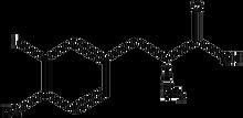 3-Iodo-D-tyrosine