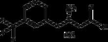 3-Trifluoromethyl-D-b-homophenylalanine hydrochloride