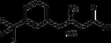 3-Trifluoromethyl-L-b-homophenylalanine hydrochloride
