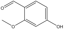 4-Hydroxy-2-methoxybenzaldehyde