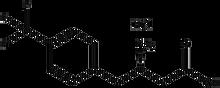 4-Trifluoromethyl-D-b-homophenylalanine hydrochloride