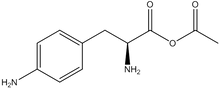 Acetyl-4-amino-L-phenylalanine
