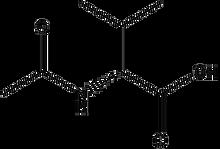 Acetyl-D-valine