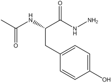 Acetyl-L-tyrosine hydrazide