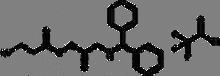 b-Alanine diphenylmethylamineacetoxy ester trifluoroacetate