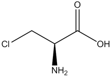 b-Chloro-L-alanine