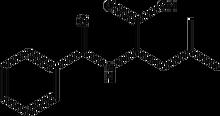 Benzoyl-DL-leucine