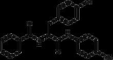 Benzoyl-L-tyrosine 4-nitroanilide