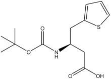 Boc-(2-thienyl)-D-b-homoalanine