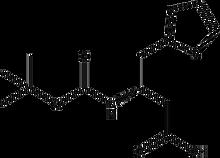 Boc-(2-thienyl)-L-b-homoalanine