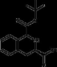 Boc-(3R)-1,2,3,4-tetrahydroisoquinoline-3-carboxylic acid