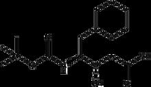 Boc-(3S,4S)-4-amino-3-hydroxy-5-cyclohexylpentanoic acid