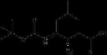 Boc-(3S,4S)-4-amino-3-hydroxy-6-methylheptanoic acid