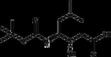 Boc-(3S,4S,5S)-4-amino-3-hydroxy-5-methylheptanoic acid dicyclohexylammonium salt
