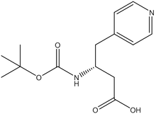 Boc-(4-pyridyl)-L-b-homoalanine