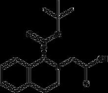 Boc-(R)-2-tetrahydroisoquinoline acetic acid