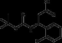 Boc-(R)-3-amino-3-(2-bromophenyl)propionic acid