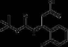 Boc-(R)-3-amino-3-(2-fluorophenyl)propionic acid