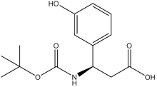 Boc-(R)-3-amino-3-(3-hydroxyphenyl)propionic acid
