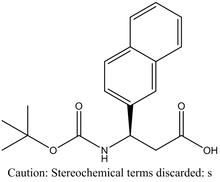 Boc-(R,S)-3-amino-3-(2-naphthyl)propionic acid