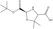 Boc-(S)-5,5-dimethyl-1,3-thiazolidine-4-carboxylic acid