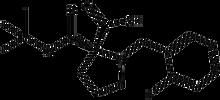 Boc-(S)-a-(2-fluorobenzyl)proline