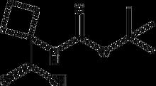 Boc-1-amino-1-cyclobutane carboxylic acid