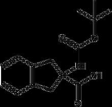 Boc-2-aminoindane-2-carboxylic acid