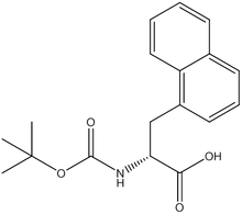 Boc-3-(1-naphthyl)-D-alanine