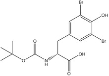Boc-3,5-dibromo-D-tyrosine